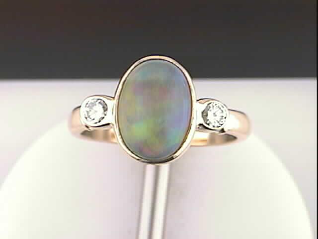 Fine Opal Ring