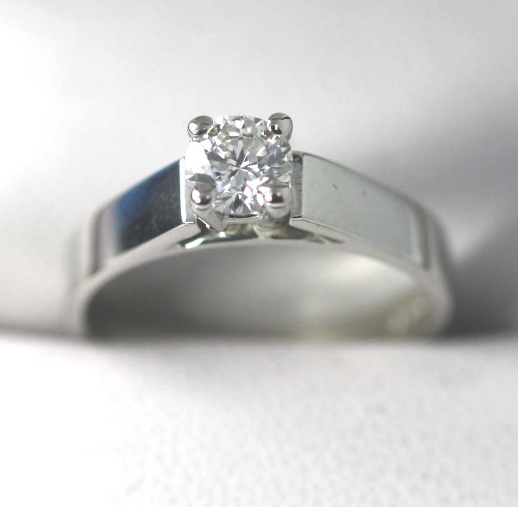 0.47ct Solitaire