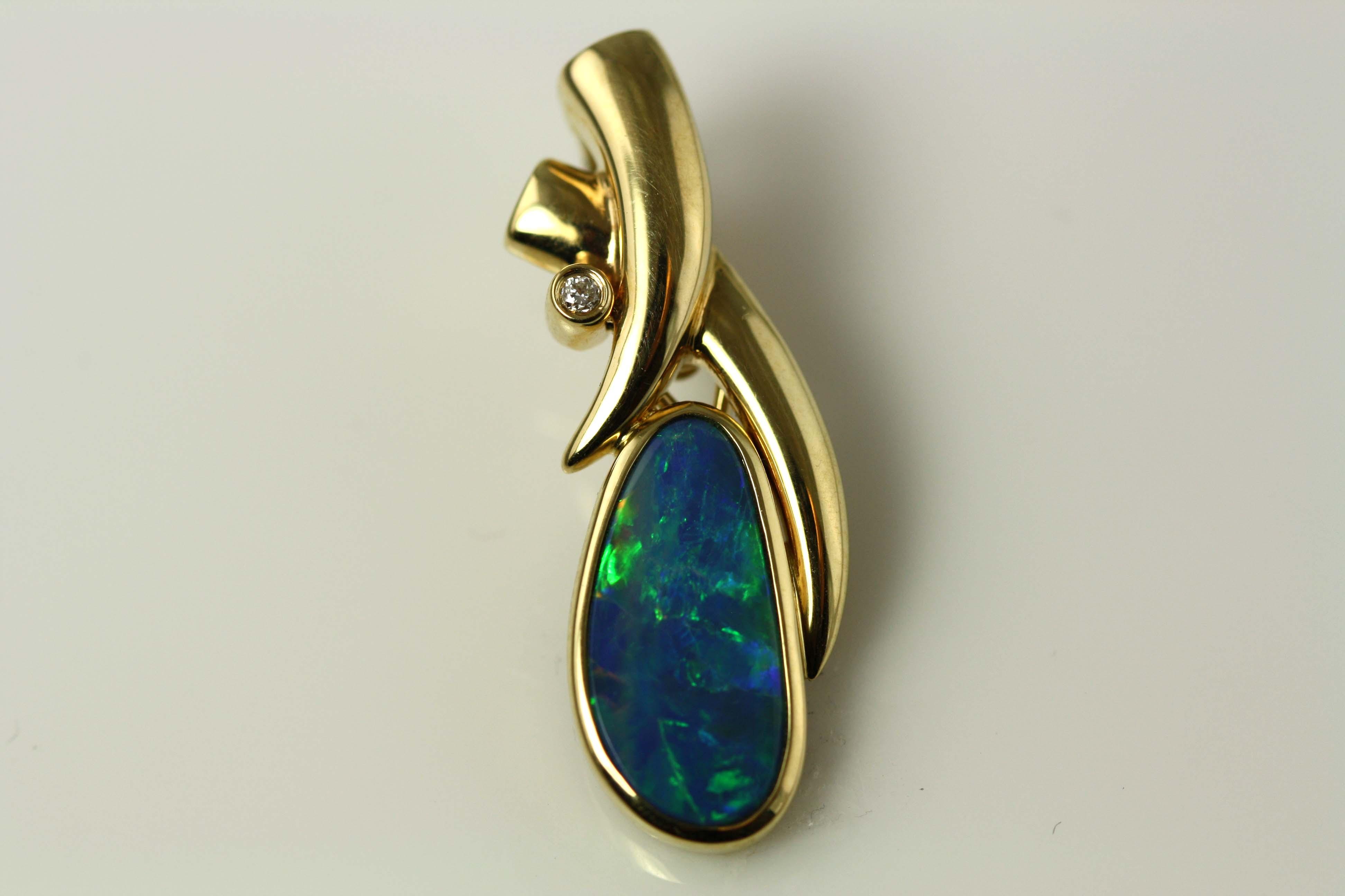Boulder Opal Enhancer
